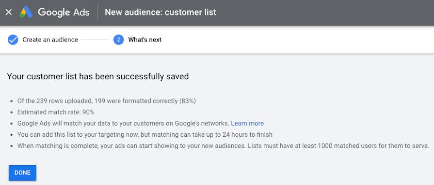 Изображение к новости Google стал показывать объем потенциальной аудитории