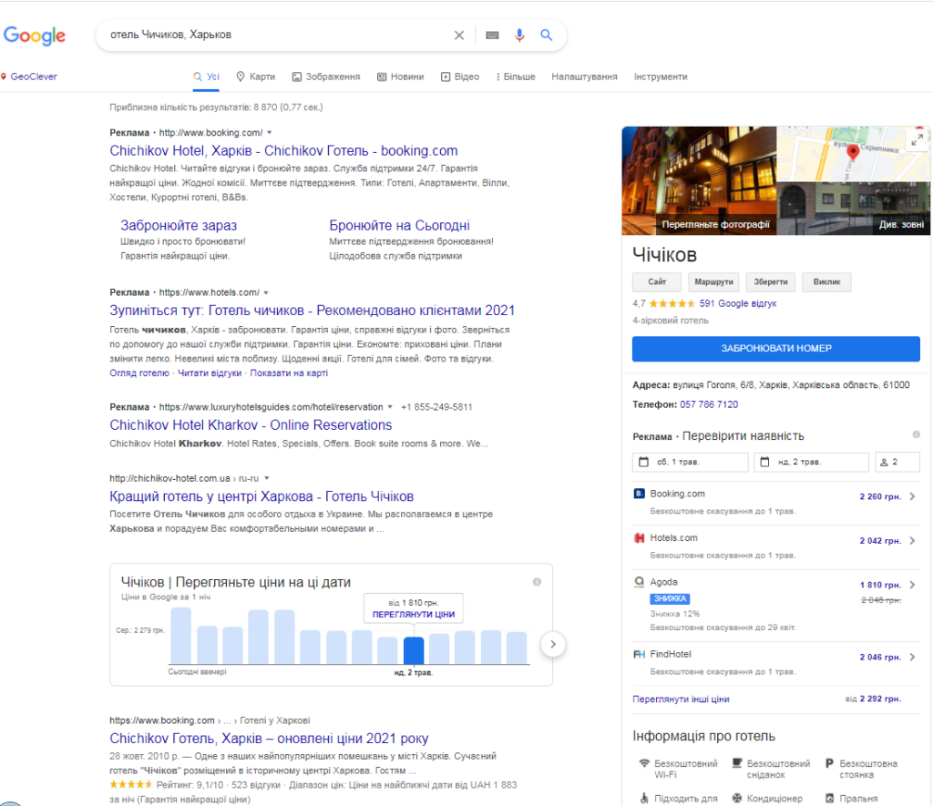Image 5 of the article Successful Local SEO in 2021