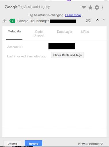 Зображення 9 до статті Освоюємо Google Tag Assistant