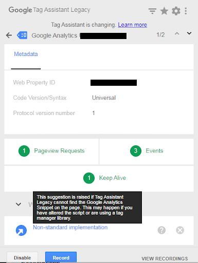 Зображення 10 до статті Освоюємо Google Tag Assistant