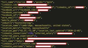 Превью к новости Крупнейший взлом LinkedIn: новая утечка 92% информации соцсети